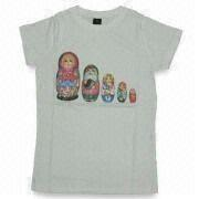 Women T-shirt from China (mainland)