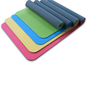 TPE Yoga Mat from China (mainland)