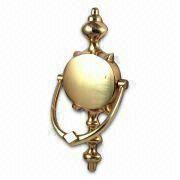 Door Knocker, Made Of Brass, With Or Without Magnet, OEM And ODM Orders
