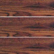 Wood-Like PVC Vinyl Floor Tiles with Wear Layer Thickness of 0.07-0.7mm from Zhangjiagang Elegant Plastics Co. Ltd
