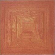Environmental-Protection PVC Vinyl Floor Tile with UV Coating and Beveled Edge from Zhangjiagang Elegant Plastics Co. Ltd