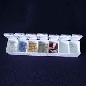 Pill Cases from China (mainland)
