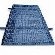 China Wire Mesh and Netting, Made of Edge, HDG, PVC-coated, and Painting Materials, Suitable for Fencing
