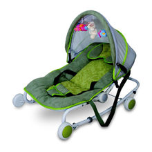 Baby Swing, with U-pillow, Cloth Sets Can Easily be Removed and Installed