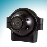 China Waterproof Night Vision Rear-view Camera, 5m IR Distance, Comes in Black/Green/Yellow/Red/Silver