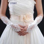 "Wholesale 2010 Fashion 11"" Satin Lace Evening Opera Wedding Gloves NEW ST007, 2010 Fashion 11"" Satin Lace Evening Opera Wedding Gloves NEW ST007 Wholesalers"