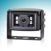 420TVL Color CCD Car Camera with Night Vision, 15m IR Distance and 18-piece Infrared LED Light
