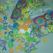 Alphabet foam stickers from China (mainland)