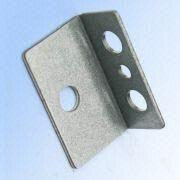 Metal Stamping with Blue Zinc-plated Surface, Customized Drawings and Samples are Accepted from HLC Metal Parts Ltd