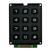 Rubber Keypad from Taiwan