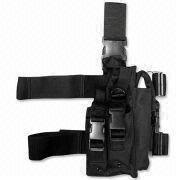 Case for Handgun, Made of Waterproof Nylon, OEM  Holsters is Accepted
