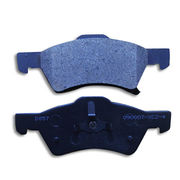 D857 Brake Pad from China (mainland)