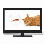 China 22-inch LED TV with 45mm Thickness