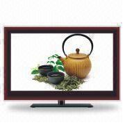 China 23.6-inch TFT-LED TV with 178° Viewing Angle and 16.7m Maximum Display Color