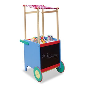 Store Toy Made of MDF or Solid Wood with Size 43 x 64 x 112cm