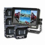 CCTV Quad Monitor Camera System from China (mainland)