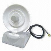 Taiwan 8dBi High Gain 2.4GHz Directional Dish Antenna for WLAN WiFi Networking Applications