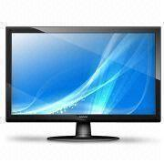 China LED PC Monitor with 1,600 x 900 Pixels Resolution and 16:9 Aspect Ratio