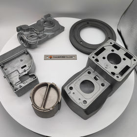 Precision CNC Machined Heatsink for Electronic Equipments, Made of Aluminum