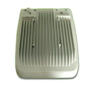 Aluminum Heatsink, Used for Photo Electricity Communication, RoHS-certified from Shanghai ESME Corp. Ltd