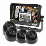 Integrated CCTV Monitor/Camera System from China (mainland)
