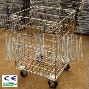 Wholesale external size:1030*840*850mm mesh size:50*50mm wire guage:6mm surface treatment, external size:1030*840*850mm mesh size:50*50mm wire guage:6mm surface treatment Wholesalers