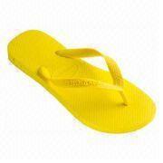 7634ac2b7df8b6 Wholesale Brazilian Slippers similar to Havaianas - model Angra Yellow