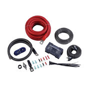 China OFC PVC Car Amplifier Wiring Kit