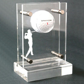 Golf Ball Display Rack/Stand from Taiwan