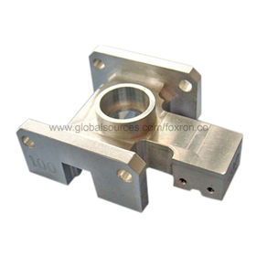 CNC Machined Parts from China (mainland)
