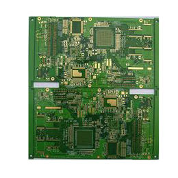 High-density Multilayer PCB with 2.0mm Thickness, Immersion Surface Finish for Game-board
