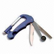 Carabiner Pocket Knife from Hong Kong SAR