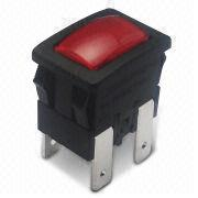 Illuminated Tactile Switch from Taiwan