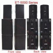 Portable Audio PA speaker system ET-5000 from China (mainland)