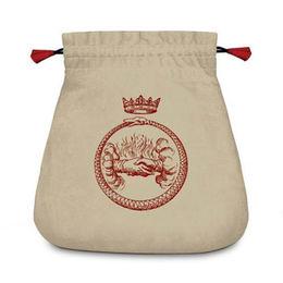 China Velvet Pouch Bag