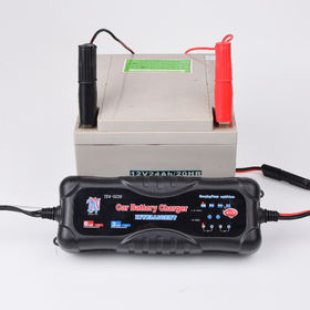 3/6A Battery Charger