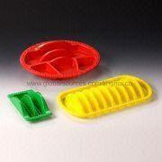 Disposable Food Trays from China (mainland)