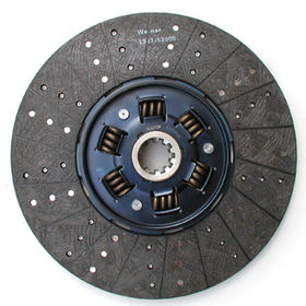 China Clutch Disc with Steady Quality and Competitive Price, Suitable for Trucks, Buses
