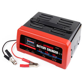 Car battery chargers from China (mainland)