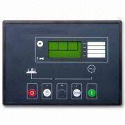 China Deep Sea Generator Controller with LCD Display and Automatic Engine Starting and Stopping