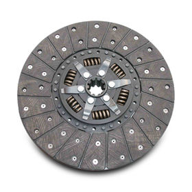 China Clutch Disc, Suitable for Mercedes-Benz, Neoplan, OEM Orders Welcomed