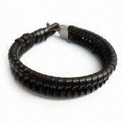 Leather Bracelet from China (mainland)