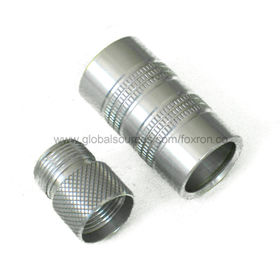 Aluminum Bushing from China (mainland)