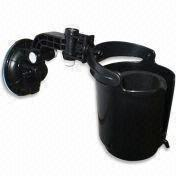 Car Cup Holder with 85mm Inner Diameter, Easy to Install, Angle Can be Adjusted Freely