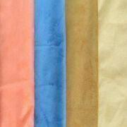 Suede Fabric from China (mainland)
