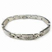 Stainless Steel Bracelet from China (mainland)