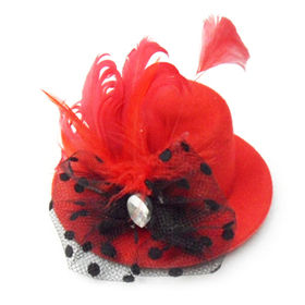 Fascinator from China (mainland)