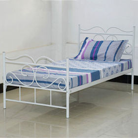 Powder-coated Metal Bed from China (mainland)