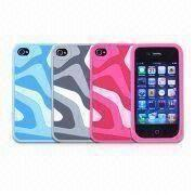 Silicone Case for iPhone from Hong Kong SAR