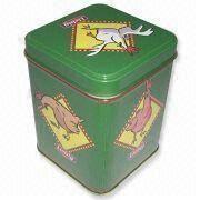 Tin Box from China (mainland)